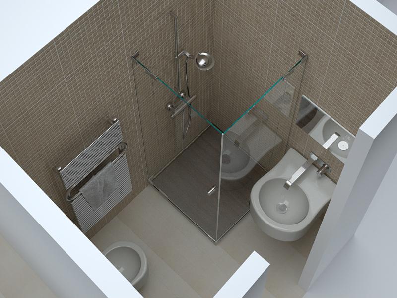 Varal lavanderia ispirazioni - Bagno piccolissimo soluzioni ...